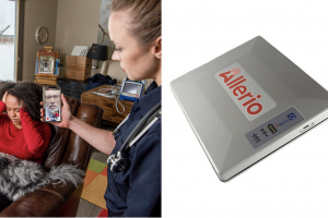 LEVERAGING INTEGRATION TO PROVIDE RELIABLE TELEMEDICINE EVEN IN AREAS OF LOW CONNECTIVITY: THE PULSARA + ALLERIO + FIRSTNET™ SOLUTION